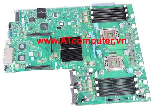 DELL PowerEdge R610 Mainboard, P/N: K399H, 0K399H