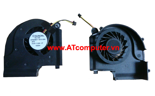 FAN CPU HP Pavilion DV5 AMD Series. Part: 606889-001, KSB05105HA(-9L04)