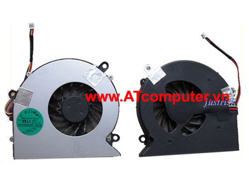 FAN CPU DELL Inspiron 1425, 1427, Vostro 1720 Series. Part: PM425, 0PM425, DQ5D599H003, AB7805HX-EB3 (X1), DC280003I00