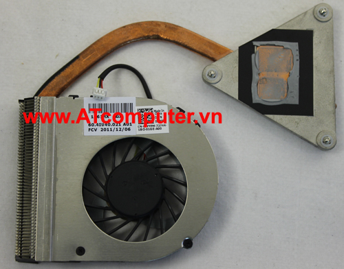 FAN CPU DELL Vostro 1440, 1450, Inspiron 14vr, M4040, N4050 Series. Part: FYYPM, 60.4IU40.021