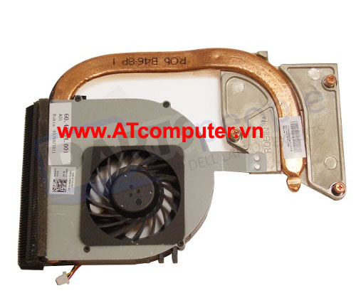 FAN CPU DELL Vostro 3550 Series. Part: 14KXD, 23.10460.002