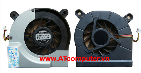 FAN CPU SAMSUNG NP-Q35 Series. Part: HY60B-05A