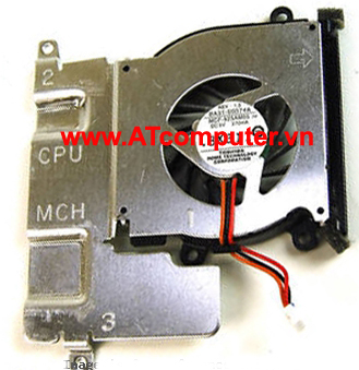 FAN CPU SAMSUNG NC10 Series. Part: BA31-00074A, BA31-0074B, KDB04505HA, MCF-925AM05