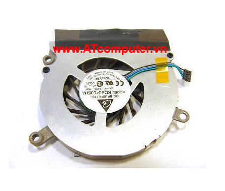 FAN CPU SAMSUNG NP-N120, NP-N150 Series. Part: KDB04505HA-9, BA31-00081A, MCF-925AM05-20, BA62-00495A, 0M102667