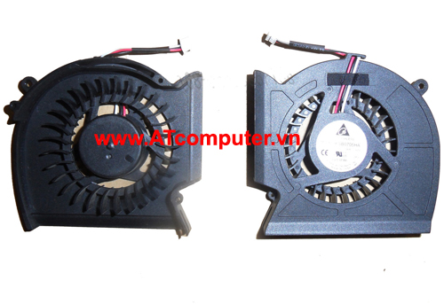 FAN CPU SAMSUNG NP-RV510, RV510 Series. Part: BA62-00498B, BA81-08475B