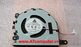 FAN CPU SAMSUNG NP350U2Y, NP350U2A Series. Part: BA31-00109A
