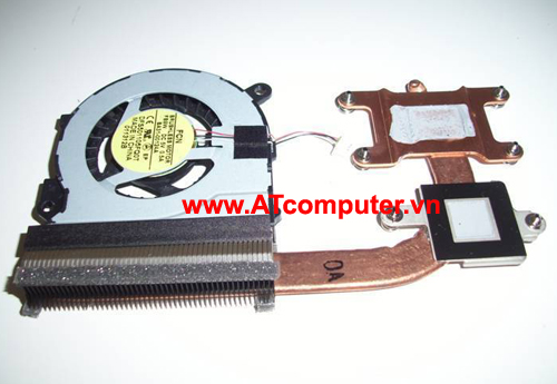 FAN CPU SAMSUNG NP530U4B Series. Part: BA31-00124A, BA62-00672A, BA31-00124B