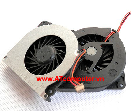 FAN CPU FUJITSU Lifebook A6020, A6025, A6030, A6110, A6120, A6220, A6230 Series. Part: MCF-S6055AM05