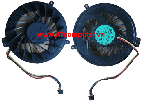 FAN CPU FUJITSU Lifebook AH530 Series. Part: B006MVDJ5Y, AD5605HX-JD3, CP500811-01