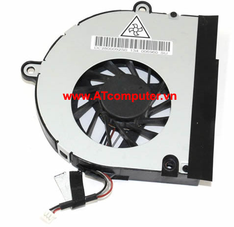 FAN CPU GATEWAY NV50, NV50A, eMachines E442 Series. Part: AB7905MX-EB3, 23.R4402.001, MF60120V1-C040-G99, 23.R4F02.001, DC2800092S0