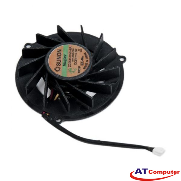 FAN CPU MSI EX400, EX600, VR601, MS163C, VR200 Series. Part: 13.V1.B3523.F.GN, KSB05105HA-8G99, ZC054510VH-6A