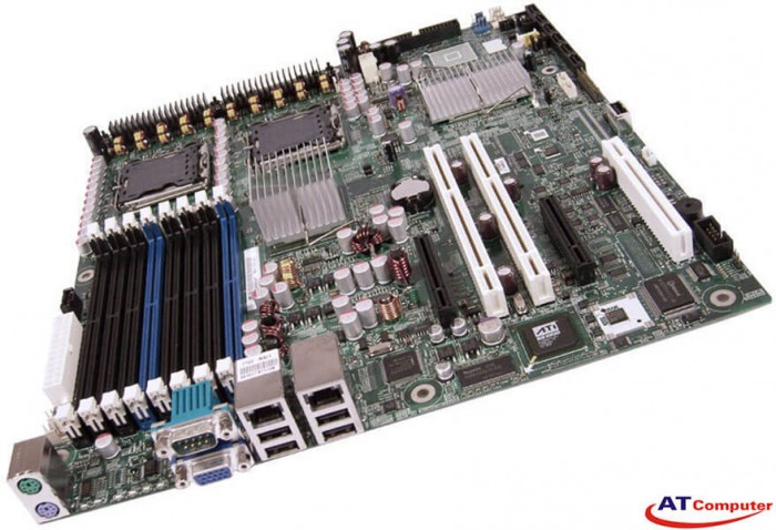 Main Intel S5000VSASASR Server