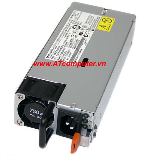 IBM 550W Power Supply Hot plug, For X3500M4, Part: 94Y5975