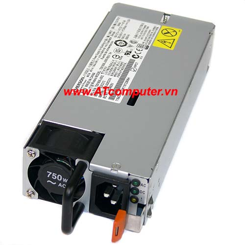 IBM 750W Power Supply Hot plug, For X3500M4, Part: 94Y5974