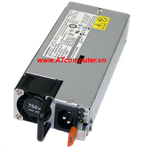 IBM 900W Power Supply Hot plug, For X3500M4, Part: 94Y5973