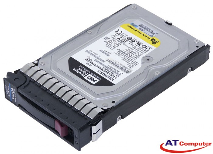 HP 500GB SATA 7.2K MDL MSA 3.5. Part: AJ738A