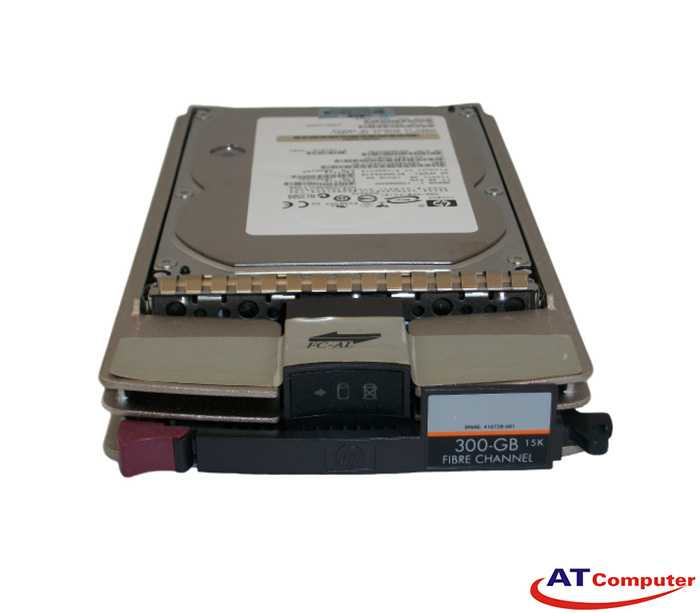 HP 300GB FC 15K 3.5. Part: AG690B