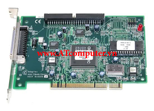 Card SCSI Adaptec 2940 AUXJA