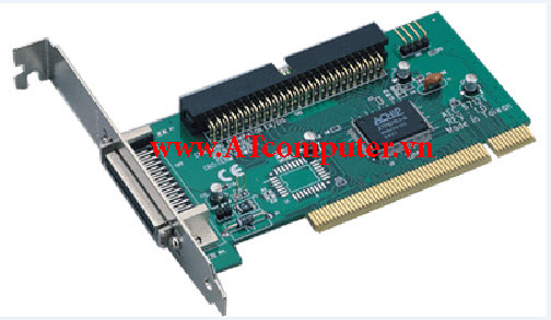 Card SCSI LSI LOGIC 53C875J SINGLE CHANNEL 32BIT PCI