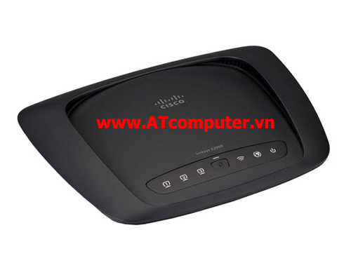Linksys X2000 Wireless Router Accesspoint + Modem ADSL
