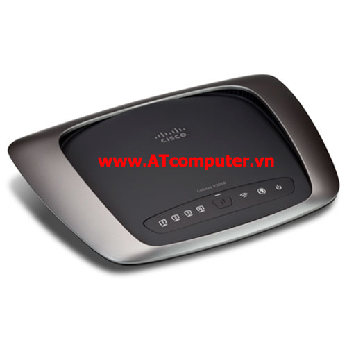 Linksys X3000 Wireless Router Accesspoint + Modem ADSL