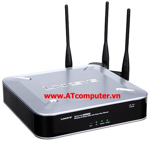 Linksys WAP4410N Wireless N Router Accesspoint