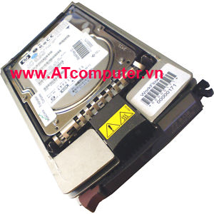 HDD HP 300Gb Ultra 320 10K LVD SCSI. Part: AD050A, AB423-69001