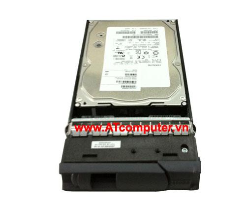 HDD NetApp 72GB 10K RPM FC BCS Disk Drive for FC9 Shelf. Part: X232, 108-00039