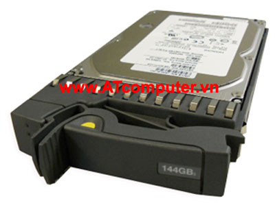 HDD NetApp 750GB 7200 RPM SATA Disk Drive for DS14 MK2 AT Shelf. Part: X268A-R5, 108-00149