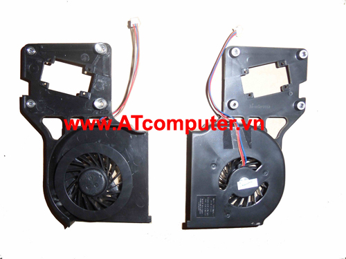 FAN CPU IBM ThinkPad R500 Series. Part: 44C0799, 42W2403, 42W2404