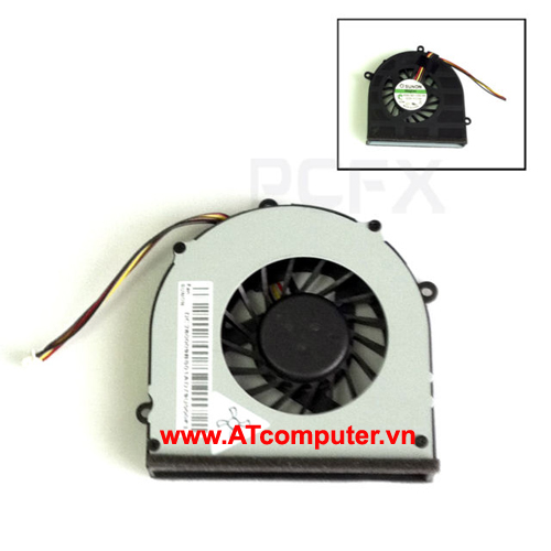 FAN CPU LENOVO G470, G475, G570, G575 Series. Part: DC280009BS0, MG60120V1-C030-S99