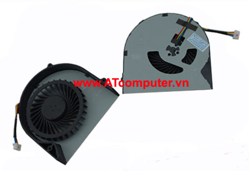 FAN CPU LENOVO G580, G580A, G580AM Series. Part: KSB05105HB-BJ75, MF60090V1-C460