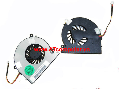 FAN CPU LENOVO Ideapad Y430, E41, E42, K41, K42 Series. Part: AB7805HX-EB3 (X1), DC280003I00