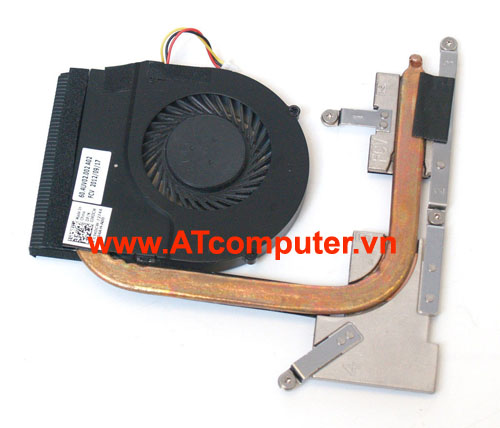 FAN CPU DELL Inspiron 5520 Series. Part: 35HVV, Y5HVW, 0NPPGP, 0Y5HVW, 035HVV, DC28000AYF0