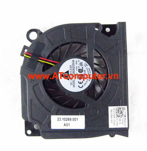 FAN CPU DELL Inspirion 1525, 1526, 1545, 1546 Series. Part: GB0507PGV1-A, GC057514VH-A, NN249, C169M, GB0507PGV1-A, 13.V1.B3245.F.GN, KSB06105HA(7F42), KSB06205HA(8H04)