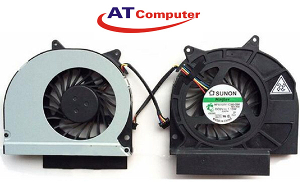 FAN CPU DELL Latitude E6420 Series. Part: MF60120V1-C220-G99, FVJ0D, 0FVJ0D