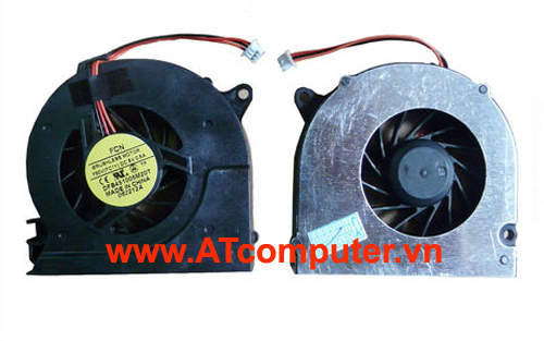 FAN CPU HP 540, 541, 550 Series. Part: 431312-001, DFB451005M20T