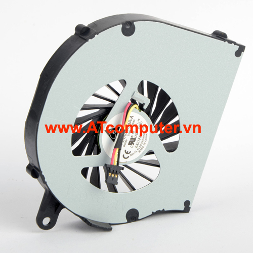 FAN CPU HP 2210B, B1200 Series. Part: 453999-001
