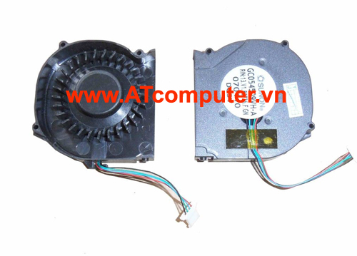 FAN CPU HP 2710P, 2730P Series. Part: 501495-001