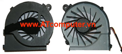 FAN CPU COMPAQ 320, 321, 420, 425, 620, 625 Series. Part: 605787-001