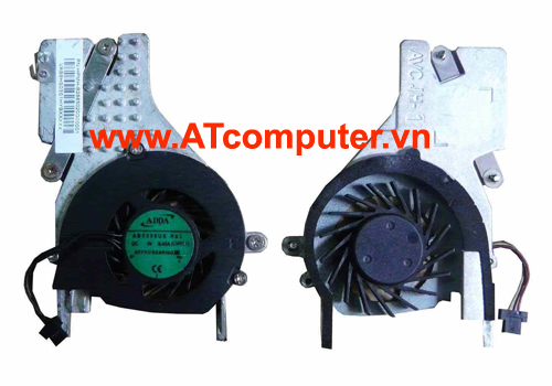 FAN CPU COMPAQ Presario CQ10, Mini 210, 110 Series. Part: 608772-001, AD5005HX-QD3, 589681-001, DFS300805M10T, KSB0405HA