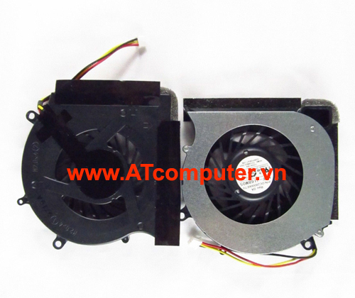 FAN CPU COMPAQ Presario CQ35, CQ36 Series. Part: 591431-001