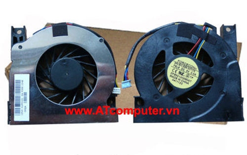 FAN CPU ASUS A9T, A94, X51, X50, X53, X50Q, X50Z, X50M, F5 Series. Part: BFB0705HA