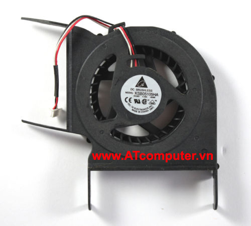 FAN CPU SAMSUNG NP-R428, R403, R439, P428, R429, R480, R440, R478 Series. Part: KSB0705HA, BA81-08715A