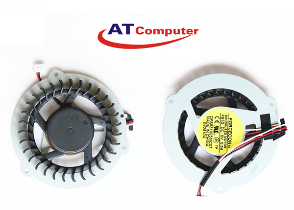 FAN CPU SAMSUNG NP-R467, R463, R470 Series. Part: KSB0705HA, DFS531005MC0T(F81G-3), BA81-07776A