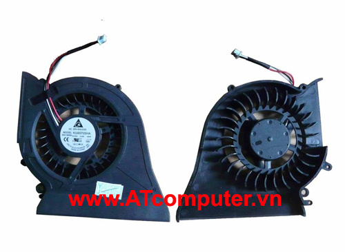 FAN CPU SAMSUNG NP-R718, R720 Series. Part: KSB0705HA