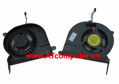 FAN CPU SAMSUNG NP-RV409, RV411, RV415, RV420, RV511 Series. Part: BA31-00098C