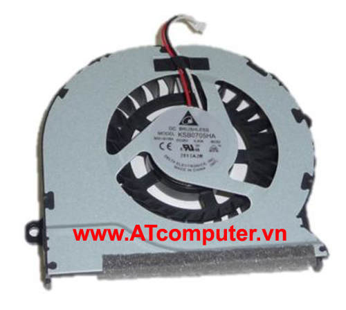 FAN CPU SAMSUNG NP300E5C Series. Part: BA31-00108A