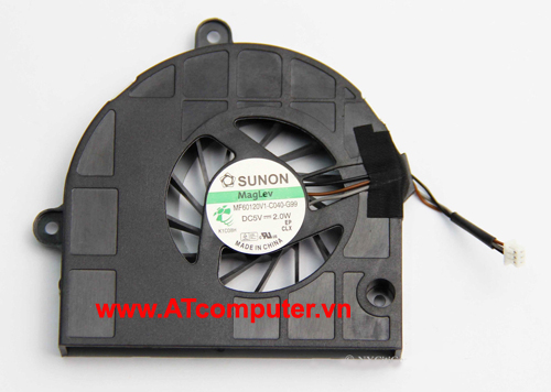 FAN CPU GATEWAY NV55 Series. Part: DC280009KS0