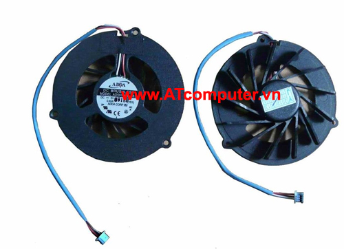 FAN CPU BENQ S72, S73, S730 Series. Part: AD5605HB-TB3